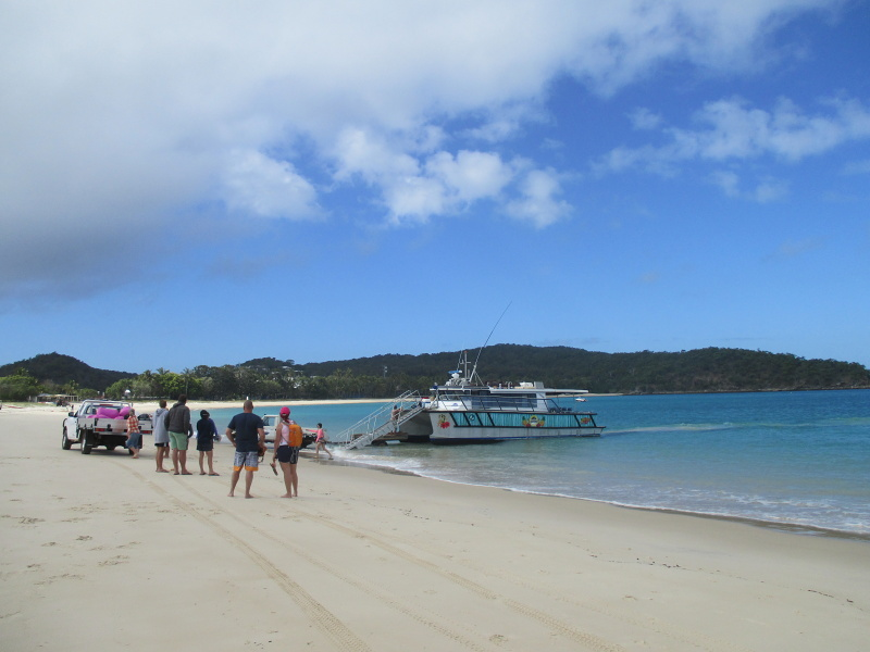 Kinka Beach, Great Keppel etc 7 July – Barnaby Blog